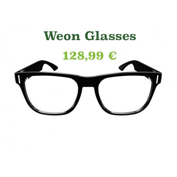 Weon Glasses - Smart Glasses